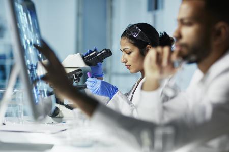 Let Sanofi Pasteur light the way into 2021